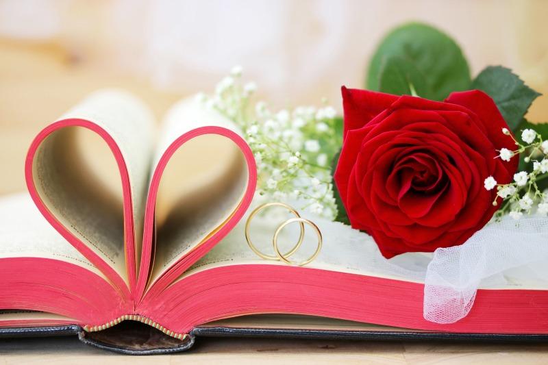 20 Frases De Amor Para Alianças De Casamento Buffet Imagem